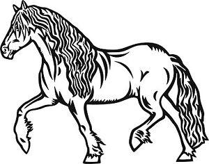 Malvorlagen Pferde Friesen My Blog