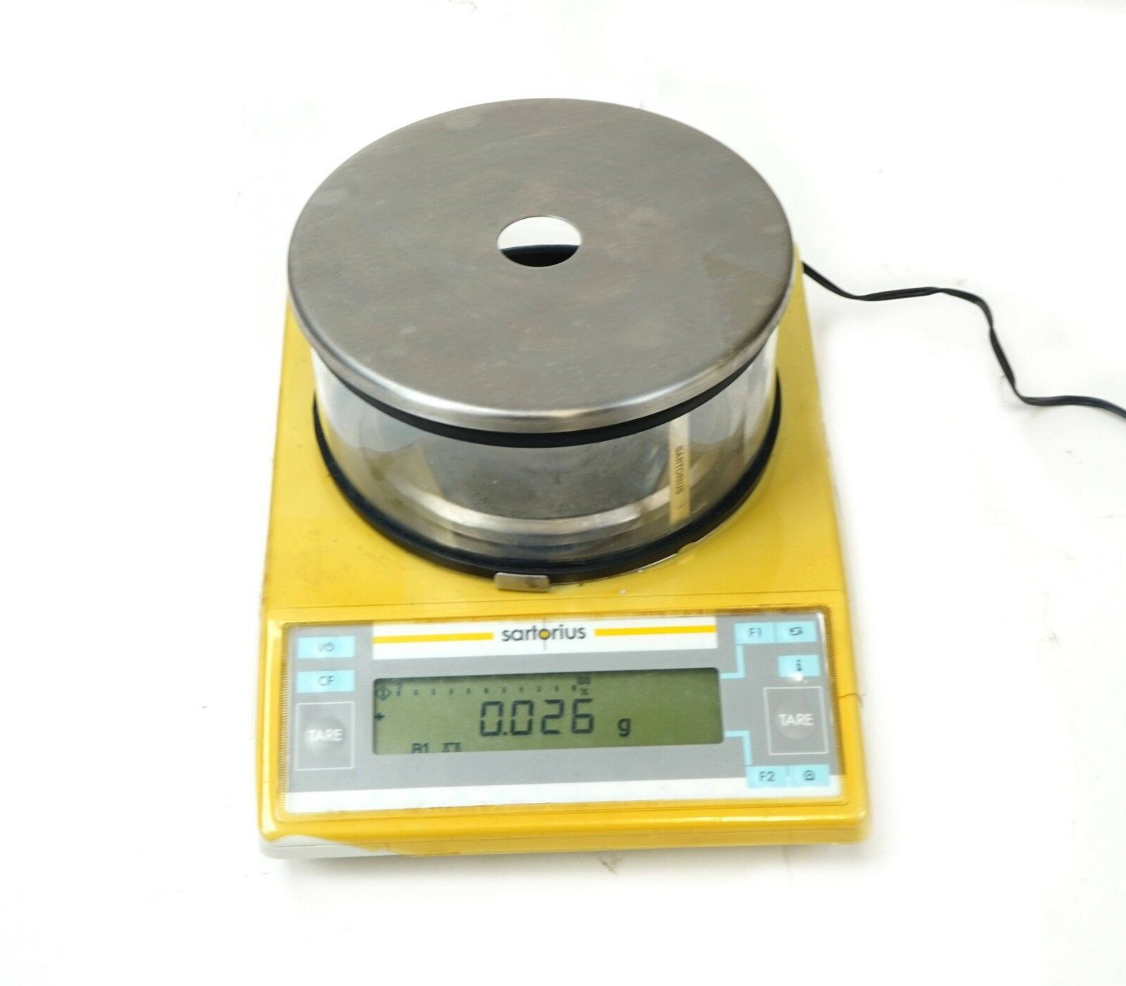 sartorius scale, LC621P