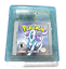 miniature 1 - AUTHENTIC! Pokemon Crystal Version Gameboy Color ++ NEW SAVE BATTERY!! Tested!