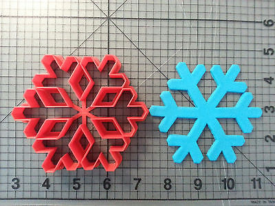 Snowflake 102 Cookie Cutter