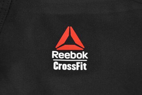 Reebok CrossFit Damen Badehose Bikini Slip Unterhose Sport Shorts Hose schwarz