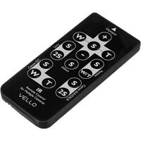 Vello Ir-m Infrared Remote Control For Multiple Digital Cameras