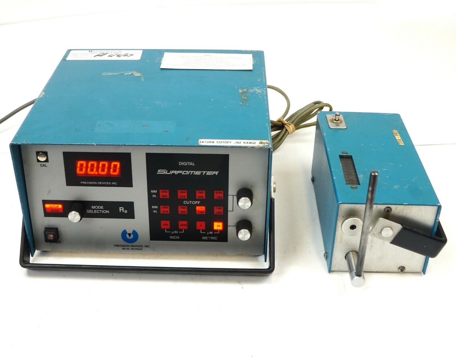 PDA-12-6 Digital Surfometer