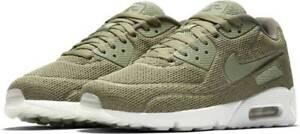 Dettagli su Da Uomo Nike Air Max 90 Ultra 2.0 BR Oliva Bianco 898010 200 UK 10 EU 45 mostra il titolo originale