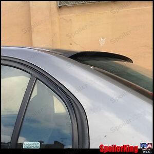 Rear roof spoiler window wing fits honda civic 2001 05 for 2001 honda civic rear window visor
