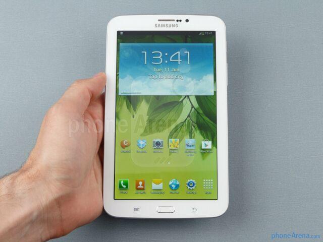 New in Box Samsung Galaxy Tab 3 SM-T211 8GB Wi-Fi + 3G (Unlocked) 7in -  White