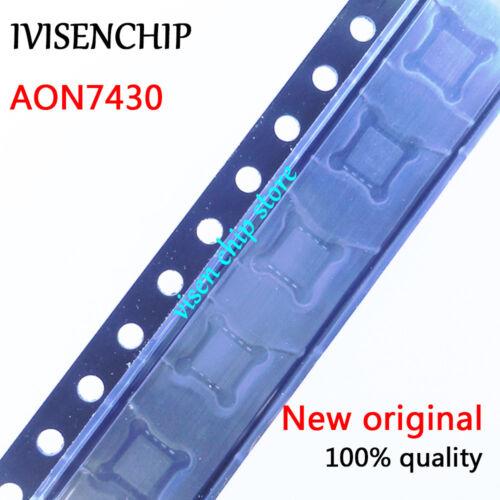 1-10 un AON7430 AO7430 7430 Mosfet QFN-8
