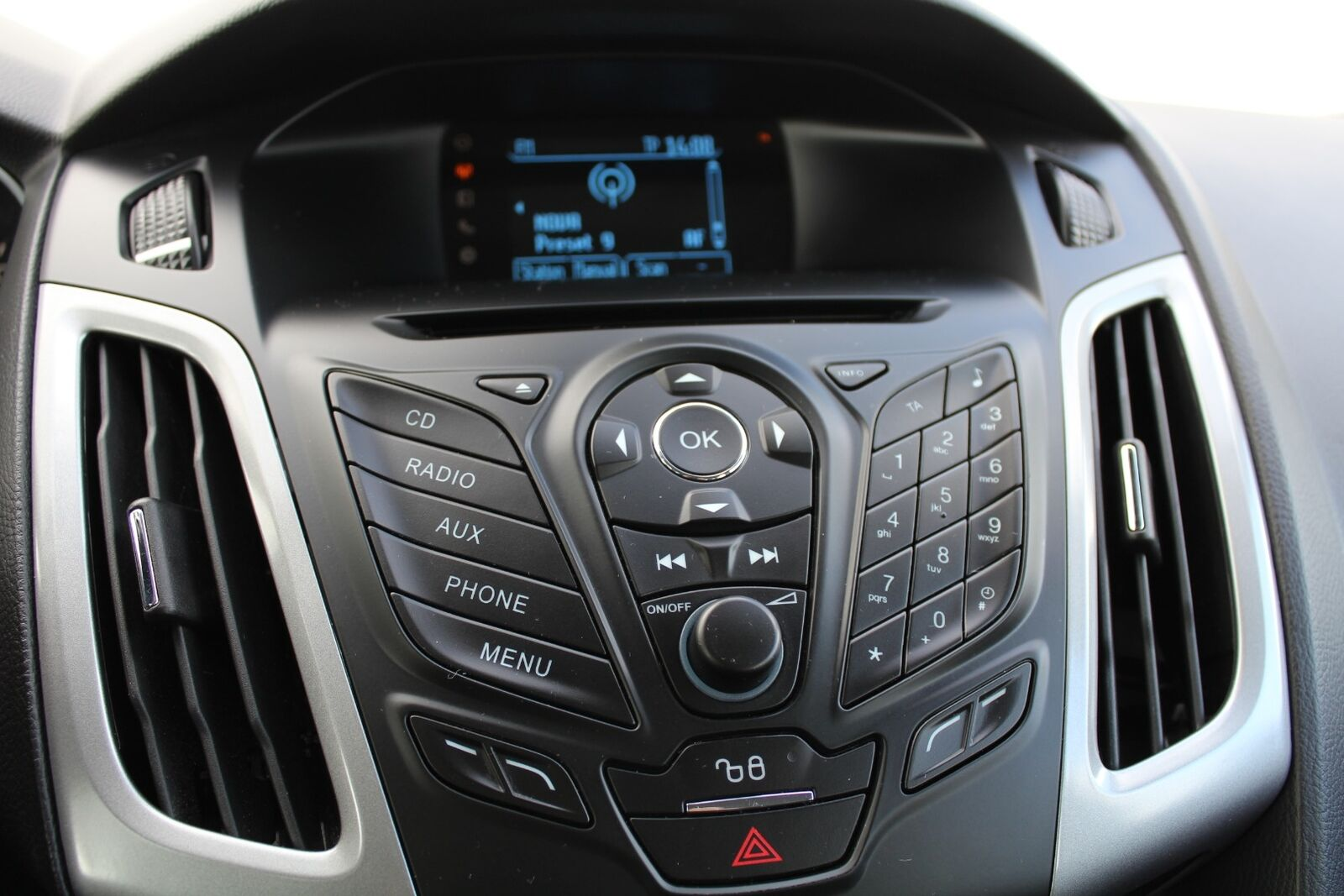 Ford Focus 1,0 SCTi 125 Edition stc. ECO - billede 8