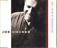 Joe Cocker Don't let me be misunderstood (1996) [Maxi-CD]