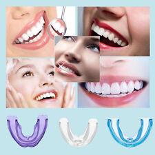 Straight Teeth System Bite Straighten Teeth Dental Orthodontic Retainer clear