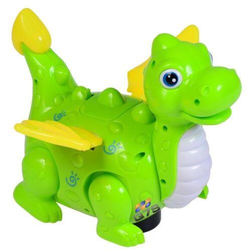 Toy for kids Walking elephant Dancing /& Walking Pineapple Starry Caterpillar Egg