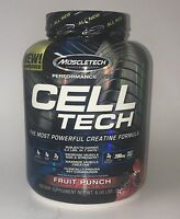 Muscletech Performance Series Cell Tech 6 Lb - Free Shipping