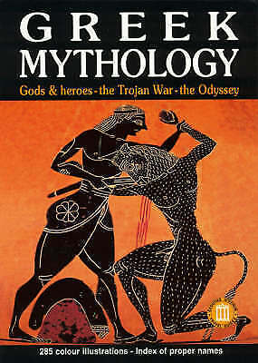 Greek Mythology by Katerina Servi (Paperback, 2005)