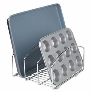 Kitchenista Adjustable Bakeware//Baking Tray and Chopping board Rack Holder