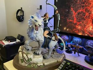 Dota-2-Mirana-Statue-1500-Limited-1-6-Scale-Premium-Model