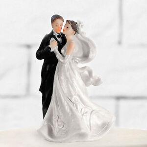 Tortenfigur Hochzeit Brautpaar Tortenaufsatz Hochzeitstorte