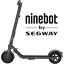 miniature 1 - SEGWAY NINEBOT E22E KICKSCOOTER MONOPATTINO ELETTRICO PIEGHEVOLE NERO