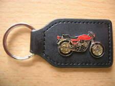 Schlüsselanhänger Moto Morini 3 1/2 350 rot red Motorrad 0248 Motorbike Moto