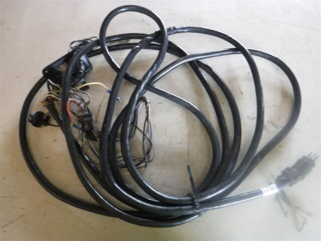 Dh8c15214 Mercury 8 Pin Wire Harness With Some Cut Wires From Running on mercury wiring diagrams, mercury voltage regulator, mercury tach wiring, mercury wiring color code, mercury harness part number,