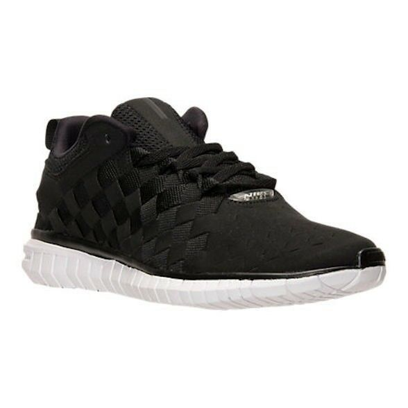 NIKE Free 4.0 2014 OG Woven Black Training Running shoes NEW Mens Youth Sz 7