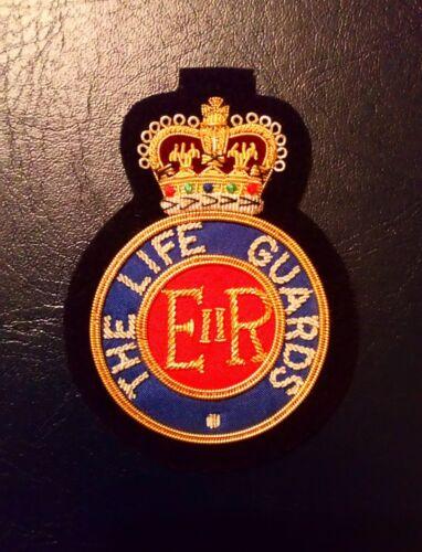 The Life Guards blazer badge No 78