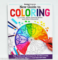 Guide To Coloring Book