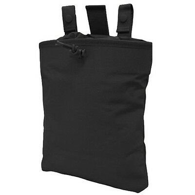 Collectibles Personal, Field Gear Cheap Price Condor Black Molle Pals Tactical Roll Up Magazine Drop Dump Pouch Holster Ma22 Nourishing The Kidneys Relieving Rheumatism