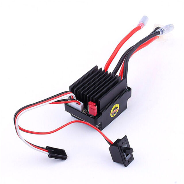 Durable 320A Brushed Electronic Speed Controller for RC Ship Boat Car Model New