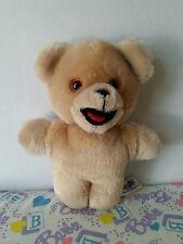 "Vintage Russ Snuggle Fabric Softener 7"" Teddy Bear Plush - Korea"