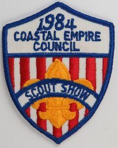 Coastal-Empire-Council-1984-Scout-Show-H3631