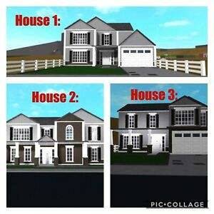 Bloxburg Modern Houses Or Custom House Build With Your Money Read Description Ebay Build you a house on roblox bloxburg by hyperm0chi. bloxburg modern houses or custom house