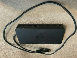 Dell D6000 USB 3.0 Docking Station