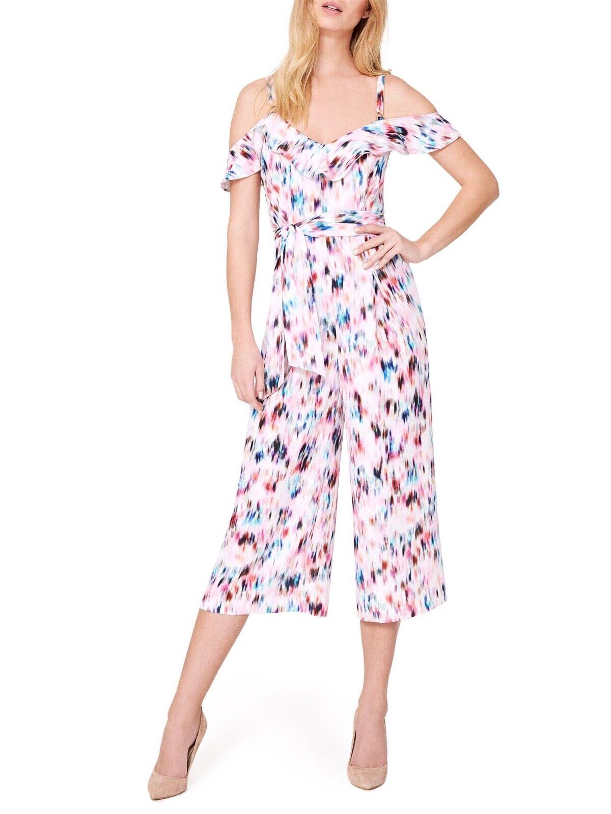 BNWT DAMSEL dans une robe Indi Combinaison Multi Couleur Taille 14