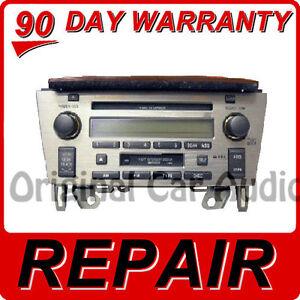 Lexus-SC430-Radio-REPAIR-We-Repair-Your-Unit-Mark-Levinson-Radio-6-CD-Changer
