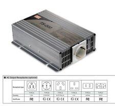 TS-200-112A MEANWELL 12 VOLT 200 WATT TRUE SINE WAVE DC / AC INVERTER