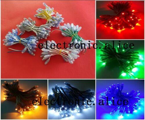 5V 9mm Red Green Blue White Led String Christmas Light Curtain LED Pixel Module