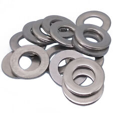 Us Stock 100pcs M8 8mm 304 Stainless Steel Metric Flat Washer Washers