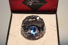 Swarovski Crystal Round Ball 40mm Paperweight 9406 NR 40 Bermuda Moongate MINT