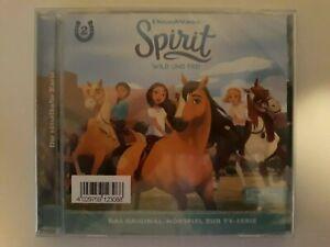spirit wild und frei hörspiel nr 2 neu ovp cd kinder 2 geschichten   ebay
