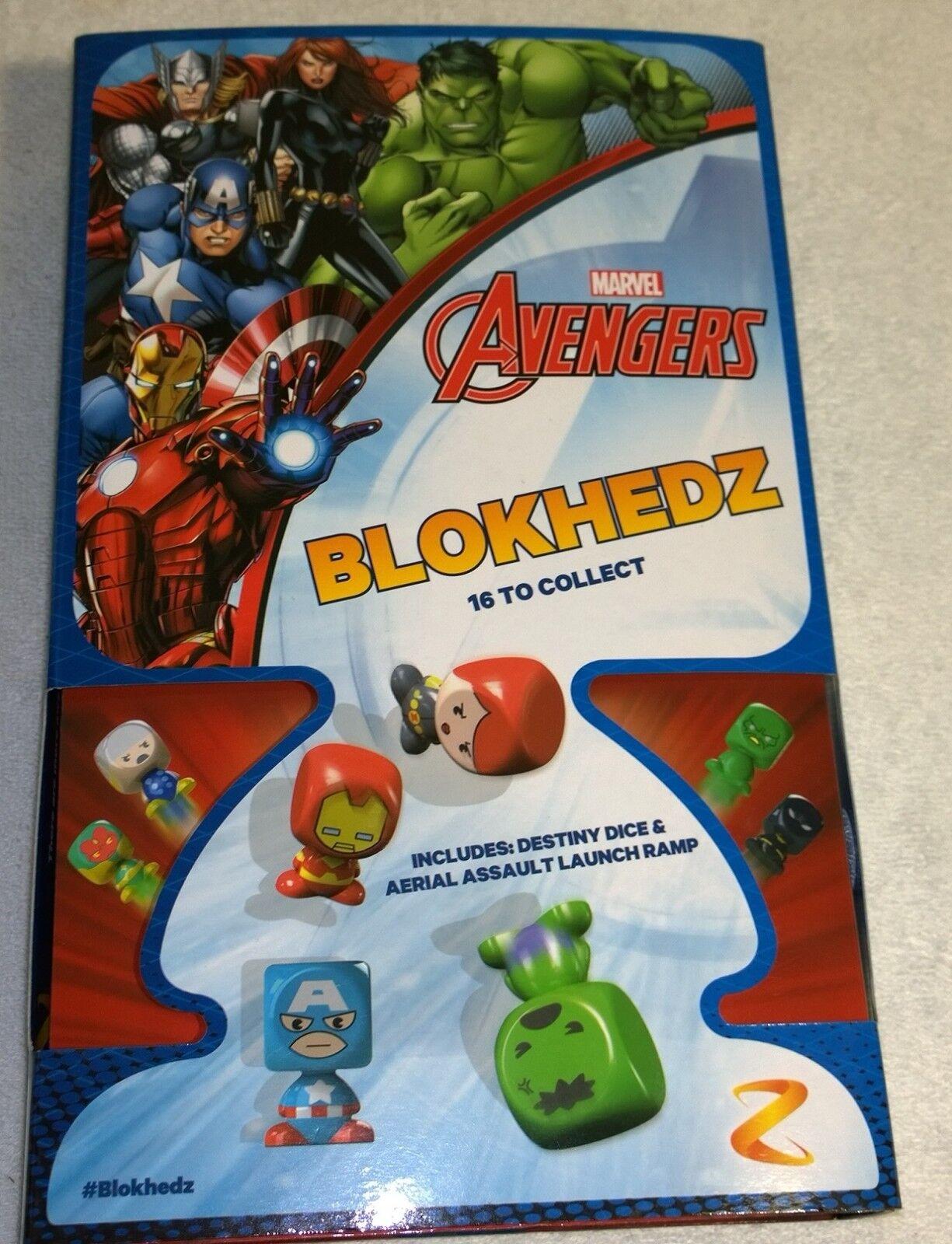 Nz ausgabe marvel avengers 16x minifigures +  thor  iron man  ultron vision