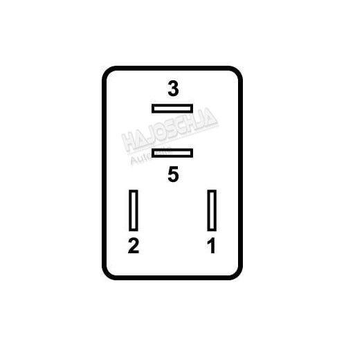 12 V Micro Mini Relais 25 A Normalement Ouvert Travaux Électricité relais