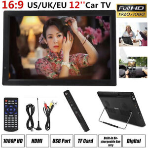 7-039-12-034-Portable-LED-Digital-TV-Player-1080P-Full-HDTV-Television-AV-USB-TF-HDMI