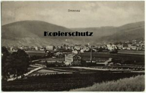 alte-Ak-1919-Ilmenau-Teilansicht