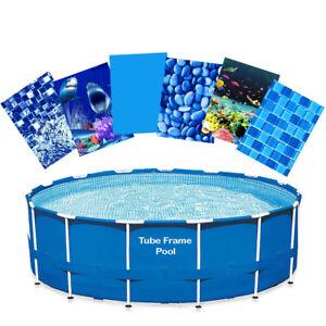 Tube Frame Pool Liner Replacement Kit Intex Pool Sizes 12