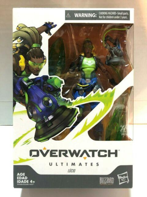 Overwatch Ultimates Lucid Figure Blizzard Hasbro 2018