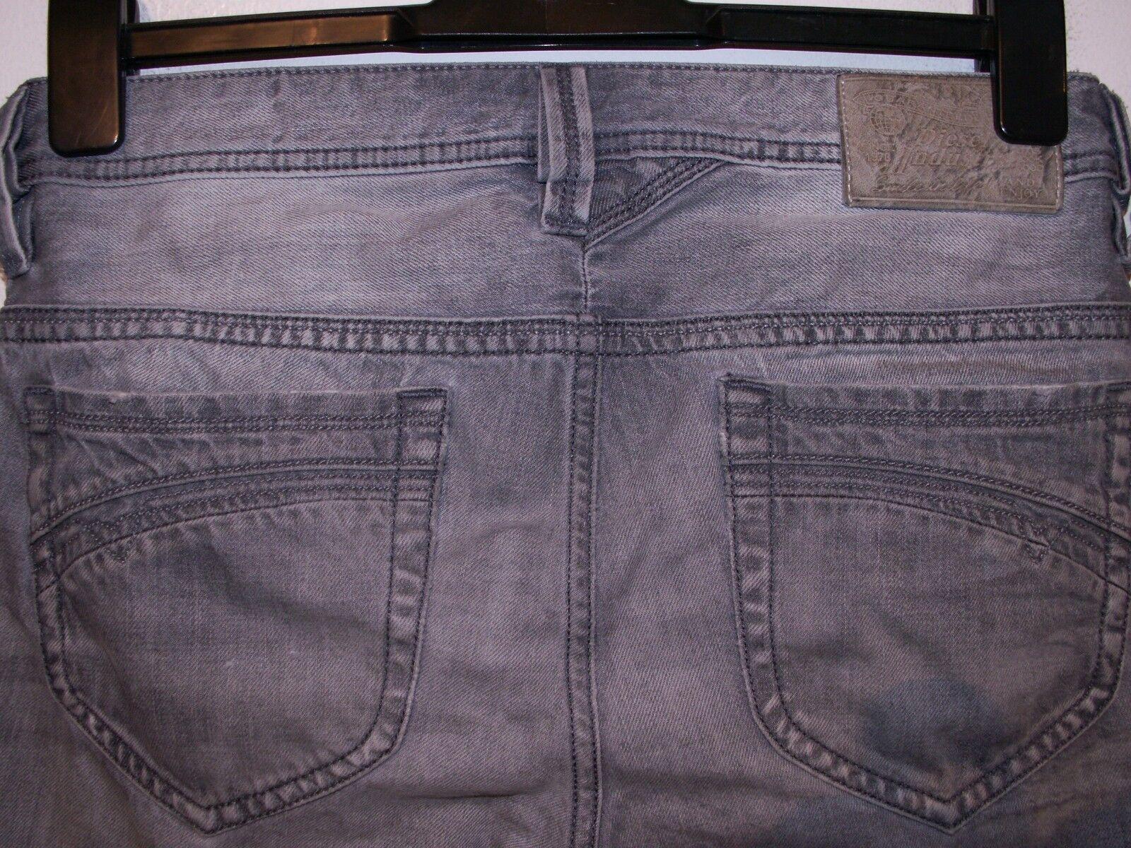 Diesel thanaz slim-skinny fit jeans wash 008QP W28 L30 (a3509)