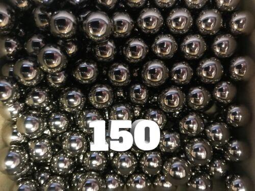 "NEW 150 1//2/"" Inch Chrome Ball Bearings Grade 25"