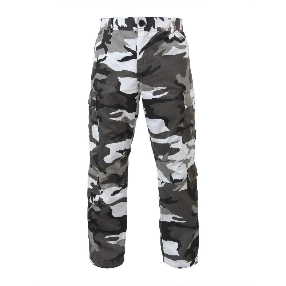 redhco 3586 City Camo Vintage Paratrooper Fatigue Pants