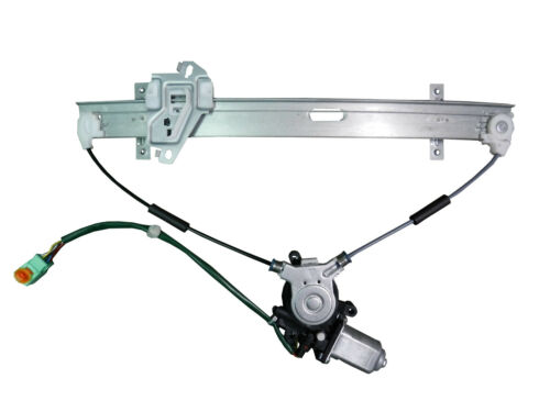 Replacement 0602846C Front Right Driver Side OS Window Regulator Honda Civic