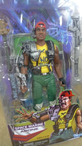 Neca Aliens Series 13 Kenner Expanded Universe Space Marine vos gueules Action Figure